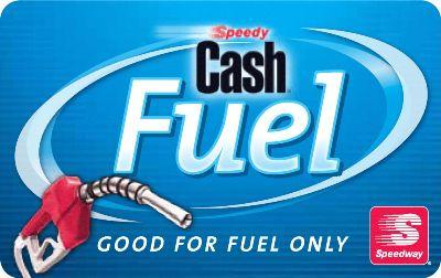 speedway gas card - Speedway Fleet Card
