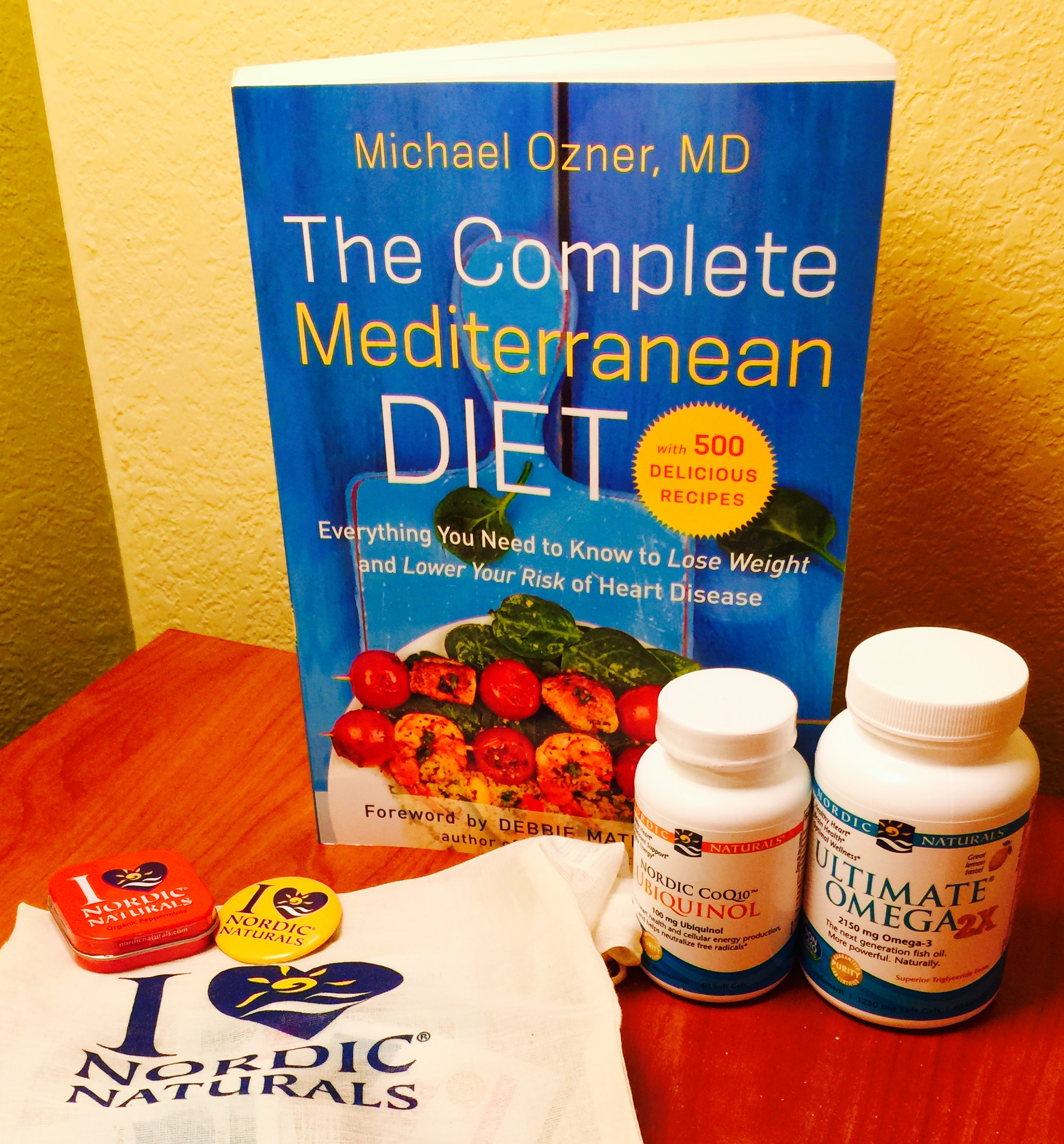 For Your Heart Nordic Naturals The Mediterranean Diet And A