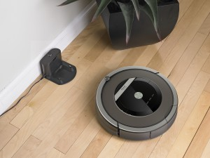 Roomba and Docking Station